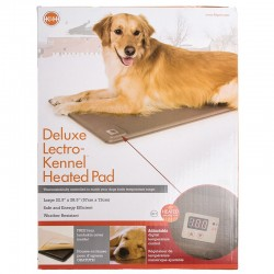 K&H Pet Products Deluxe Lectro-Kennel Heated Pad Image