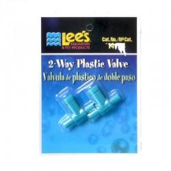 Lee's 2 Way Plastic Airline Valve Image