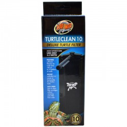 Zoo Med TurtleClean Deluxe Turtle Filter Image
