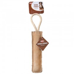 Spot Dura Fused Leather Dog Toy - Retriever Stick Image