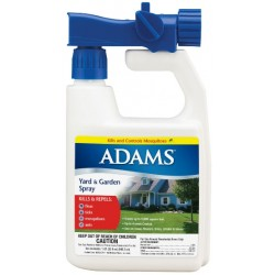 Adams Yard & Garden Spray for Flea & Tick Image