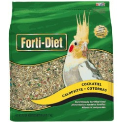 Kaytee Cockatiel Food Nutrionally Fortied For A Daily Diet 20 lb Image