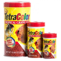 TetraColor Tropical Granules Image
