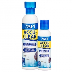 API Accu-Clear Aquarium Clarifier Image