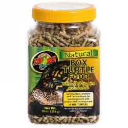 Zoo Med Natural Box Turtle Food Image