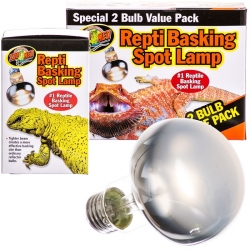 Zoo Med Repti Basking Spot Lamp with UVA Image