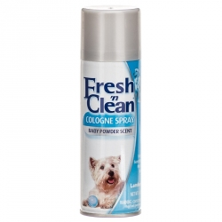 Fresh n Clean Cologne Spray - Baby Powder Scent Image