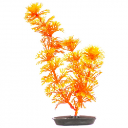 Marina Vibrascaper Ambulia Plant - Orange & Yellow Image