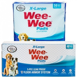 Four Paws X-Large Wee Wee Pads Image