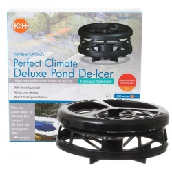 K&H Thermo-Pond Perfect Climate Deluxe Pond De-Icer Image