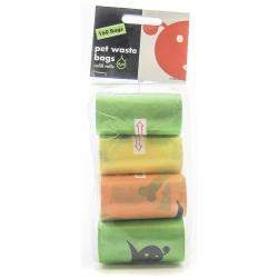 Lola Bean Pet Waste Bag Refill Rolls- Unscented Image