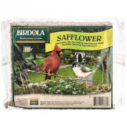 Birdola Safflower Cake for Wild Birds Image