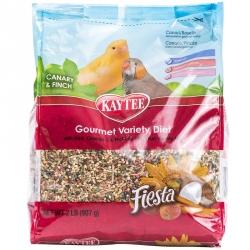 Kaytee Fiesta Canary & Finch Gourmet Variety Diet Image