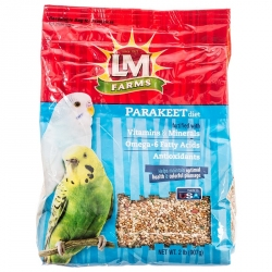LM Animal Farms Parakeet Diet Image
