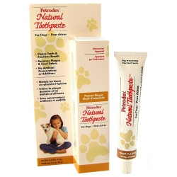 Petrodex Natural Toothpaste for Dogs - Peanut Flavor Image