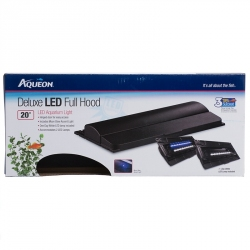 Aqueon Deluxe LED Full Hood for Aquariums Image