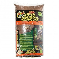 Zoo Med Eco Earth Loose Coconut Fiber Substrate Image