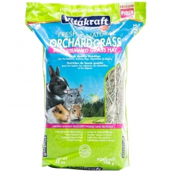 Vitakraft Orchard Grass Soft Stemmed Grass Hay Image