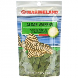 Marineland Algae Wafers with Zucchini Image