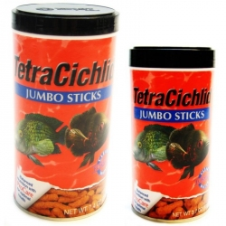 TetraCichlid Jumbo Sticks Image