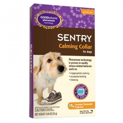 Sentry Calming Collar for Dogs Image