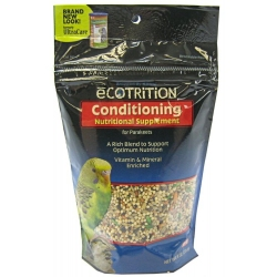 Ecotrition Conditioning Nutritional Supplement for Parakeets Image