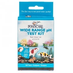 PondCare Liquid Wide Range pH Test Kit Image