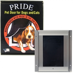 Pride Deluxe Pet Door Image