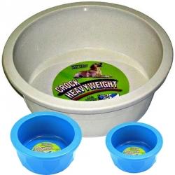 Van Ness Crock Heavyweight Feeding Dish Image