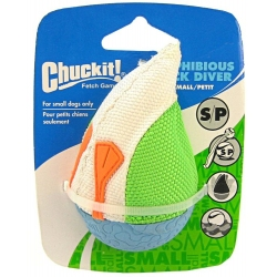 Chuckit Amphibious Duck Diver Water Toy Image