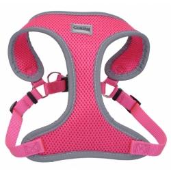 Coastal Pet Comfort Soft Reflective Wrap Adjustable Dog Harness - Neon Pink Image