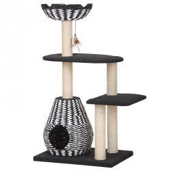 Pet Pals Contemporary 4 Level Cat House Image