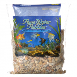 Pure Water Pebbles Aquarium Gravel - Carolina Image