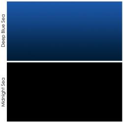 Penn Plax Blue Sea / Night Sea Aquarium Background Image