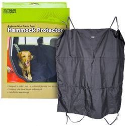 Outward Hound Automobile Back Seat Hammock Protector Image