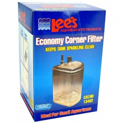 Lee's Economy Corner Filter for Small Aquariums Image