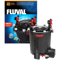 Fluval FX6 High Performance Canister Filter Image