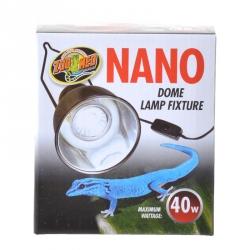 Zoo Med Nano Dome Lamp Fixture Image