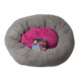Petmate Jackson Galaxy Comfy Cuddle Up Cat Bed Image