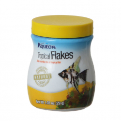Aqueon Tropical Flakes Fish Food Image