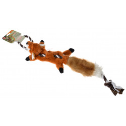Spot Skinneeez Fox Tug Toy - Regular Image