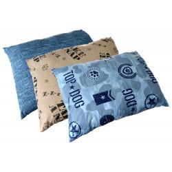 Aspen Pet Hi-Loft Pillow Dog Bed Image