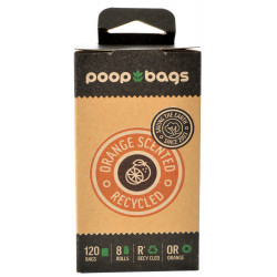 PoopBags Orange Scented Recycled Bags Image