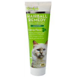 Tomlyn Laxatone Hairball Remedy Gel for Cats - Catnip Flavor Image