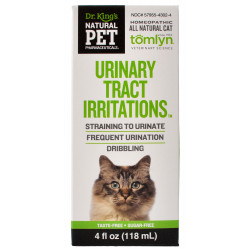 Tomlyn Dr. King's Natural Pet Urinary Tract Irritations Cat Remedy Image