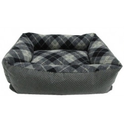 Petmate Tartan Plaid Lounger - Assorted Colors Image