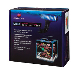 Coralife LED Marine Aquarium Clip-On Light Image