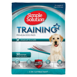 Simple Solution Training Premium Dog Pads Image