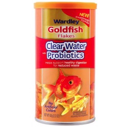 Wardley Clearwater Goldfish Flake with Probiotics  Image
