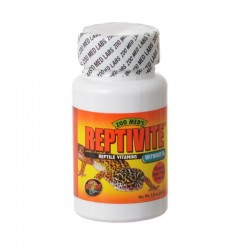 Zoo Med Reptivite Reptile Vitamins without D3 Image